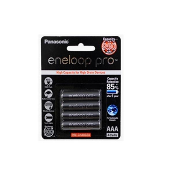 [충전지] Eneloop Pro 에네루프 프로 [950mAh/AAA형/4알]