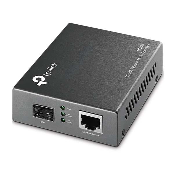티피링크 MC220L 광컨버터 [1000Mbps/SFP/멀티+싱글]