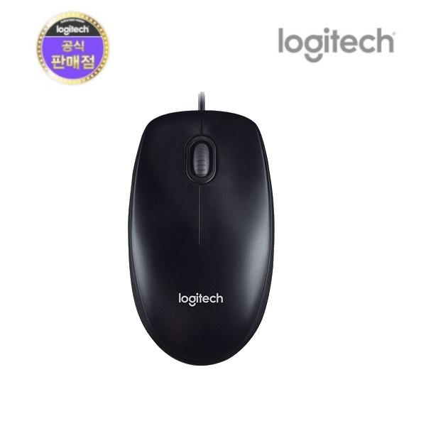 유선 광마우스, M100r [로지텍코리아정품] [블랙/USB] [블러스터포장]