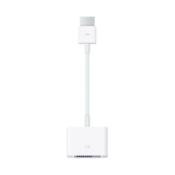 Apple HDMI to DVI Adapter [MJVU2FE/A] [애플코리아정품]