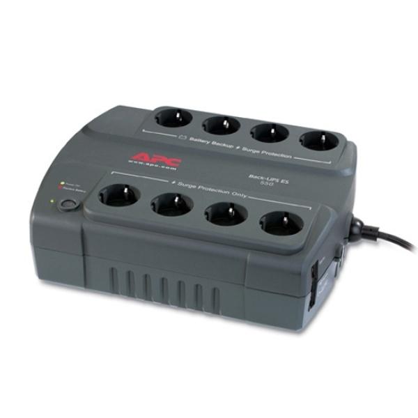 APC Back-UPS, BE550-KR [550VA/330W]