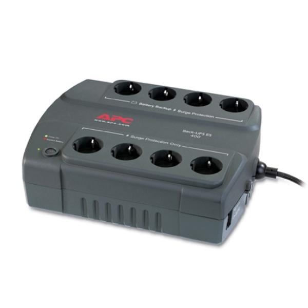 APC Back-UPS, BE400-KR [400VA / 240W]