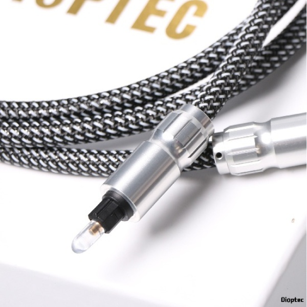 JUSTLINK 광 오디오 케이블 [1.5M/실버] [HRA-HQ70015-S3] ▶국내최초 7000코어◀
