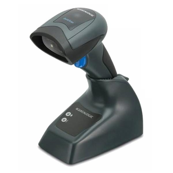 QuickScan QBT2131 1D 무선 바코드스캐너 (BC2030 크래들 포함)