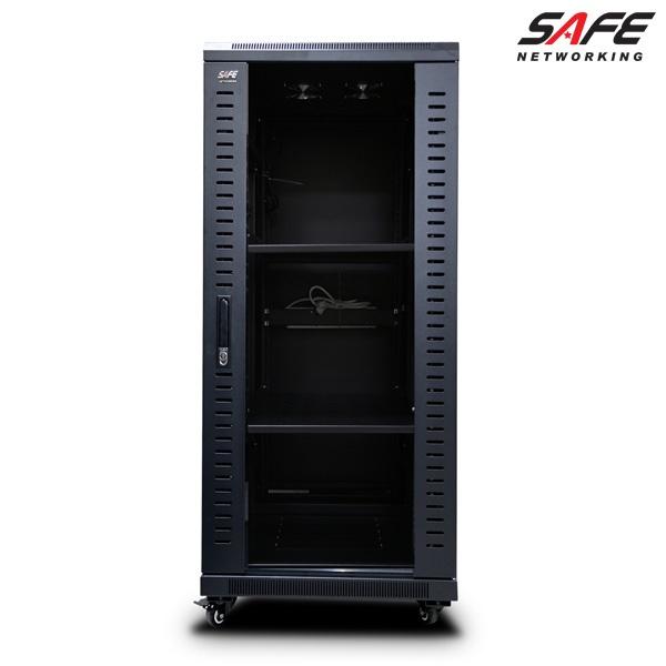 HPS 허브랙(SAFE 시리즈), SAFE-1400H [27U] 블랙, SAFE-1400H [27U]