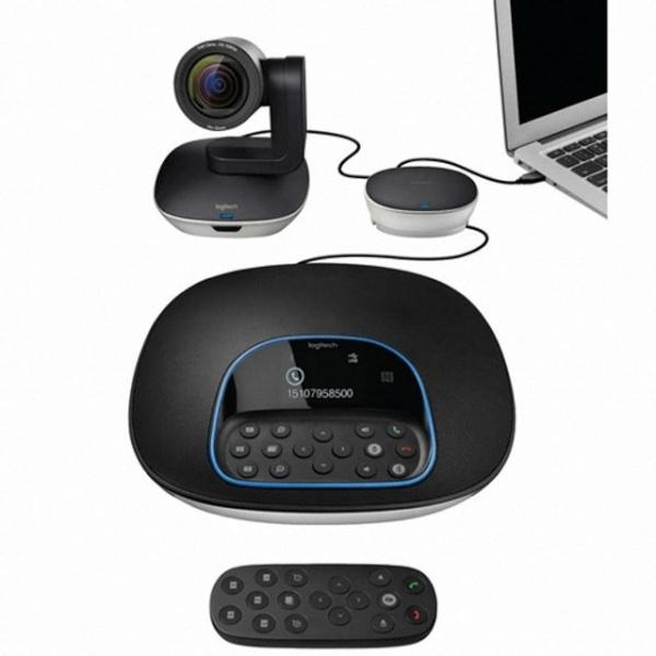 GROUP Video Conferencing system [영상회의, 화상회의, 컨퍼런스캠][로지텍코리아정품]