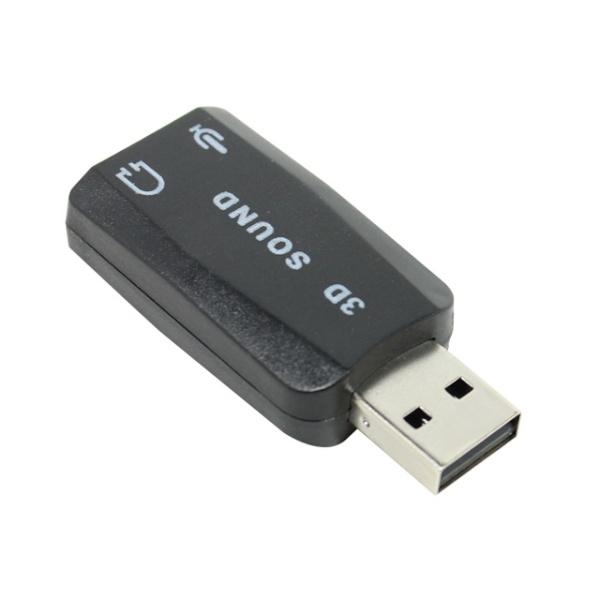 [사운드카드/Virtual 5.1 채널/USB 2.0] NX-USOUND2 [NX394]