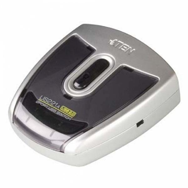 에이텐 US221A [프린터서버/USB 2포트]