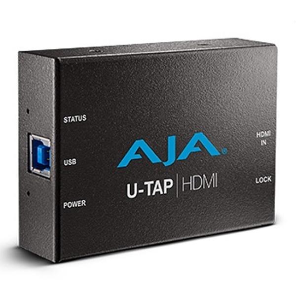 [U-TAP] 아자 USB 3.0 HDMI 캡쳐카드 [디브이네스트][디브이네스트정품]