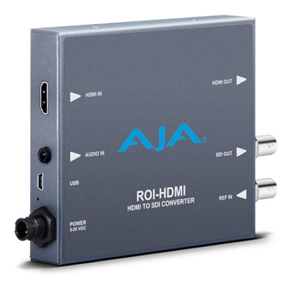 [ROI-HDMI] 아자 HDMI-> SDI 스캔 컨버터 [디브이네스트정품]