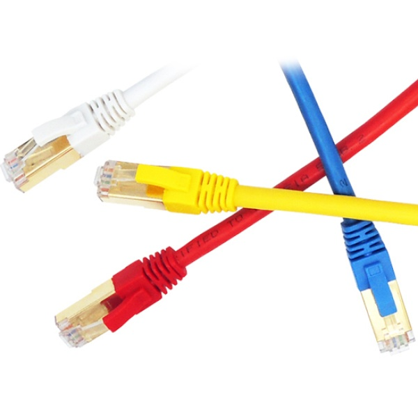 인네트워크 CAT.7 S-STP 랜케이블 2M [2M/레드] [IN-7S02R]