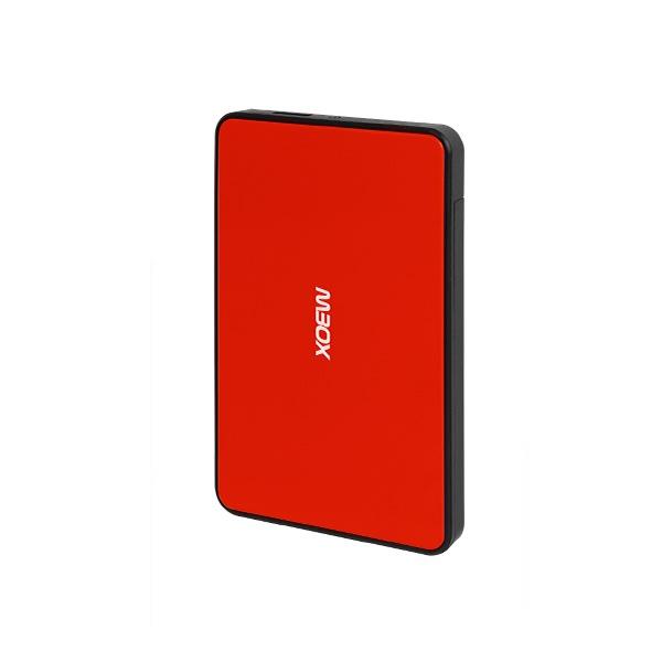 MBOX HC-5000S [2.5외장케이스/USB3.0] [레드]