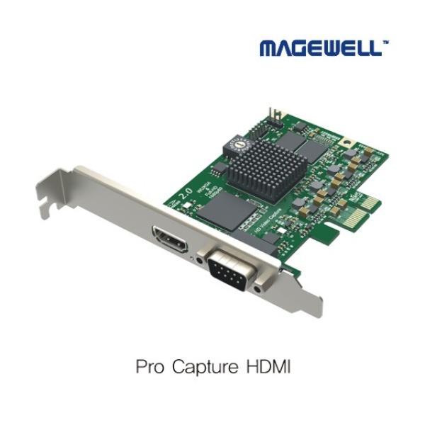 Pro Capture HDMI [1채널 HD 캡쳐카드]