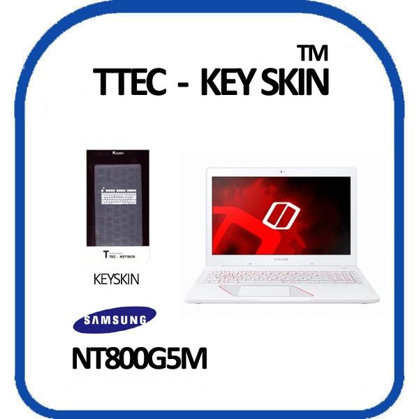 노트북키스킨, 15.6형 삼성전자 Odyssey NT800G5M [투명]