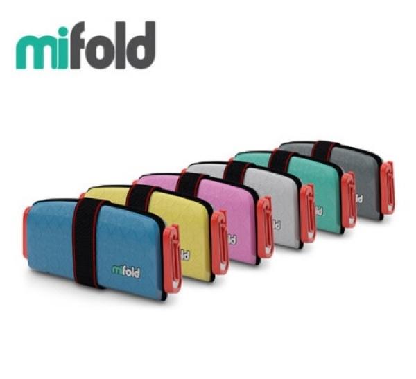 마이폴드 휴대용 초소형 카시트 [색상선택]|블랙블루