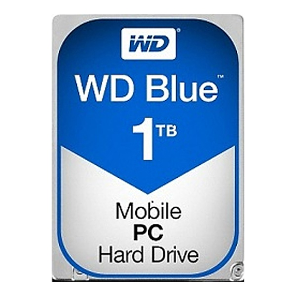 1TB MOBILE BLUE WD10SPZX (2.5HDD/SATA3/5400rpm/128MB/노트북용)
