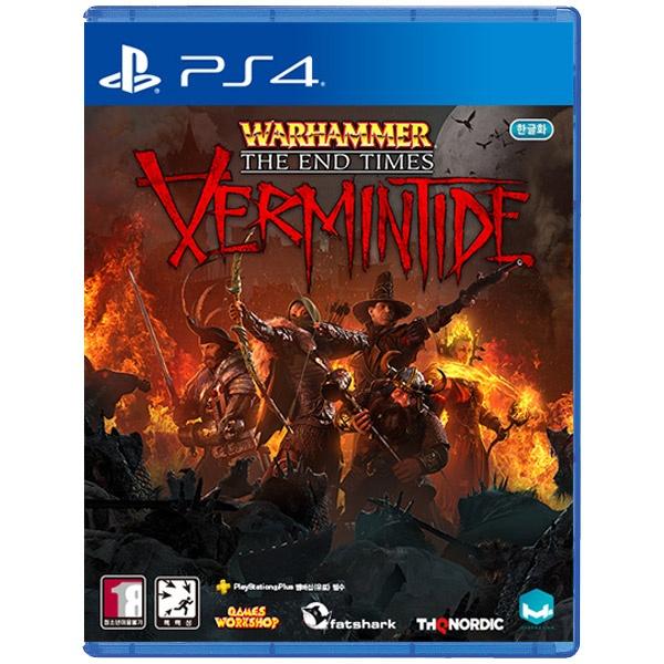 PS4 워해머 엔드 타임즈 버민타이드 한글판