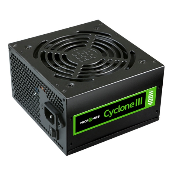 Cyclone III 400W After Cooling (ATX/400W)