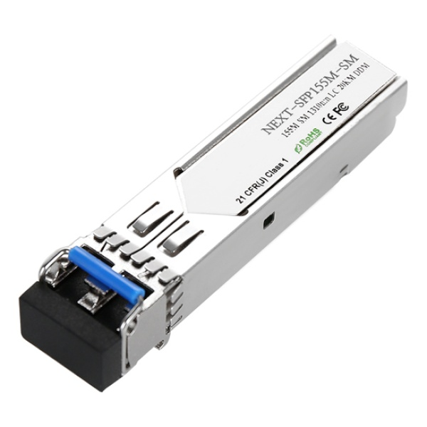 이지넷 싱글모드, 미니지빅 모듈 [NEXT-SFP155M-SM] [155Mbps 지원]