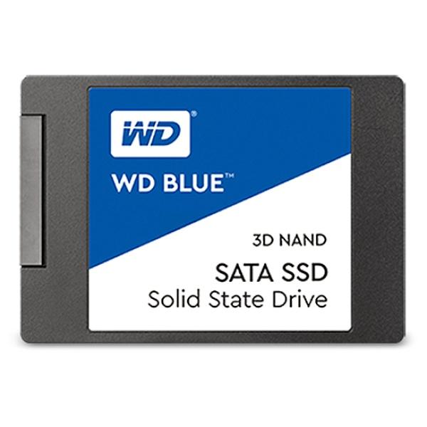 Blue 3D SSD Series 500GB TLC