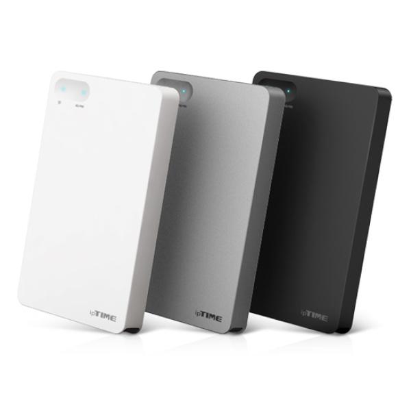 ipTIME HDD3125 PLUS [2.5 외장케이스/USB3.0] [화이트]