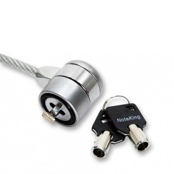 열쇠형 잠금장치, NOTE LOCK-10 [켄싱턴락/와이어]