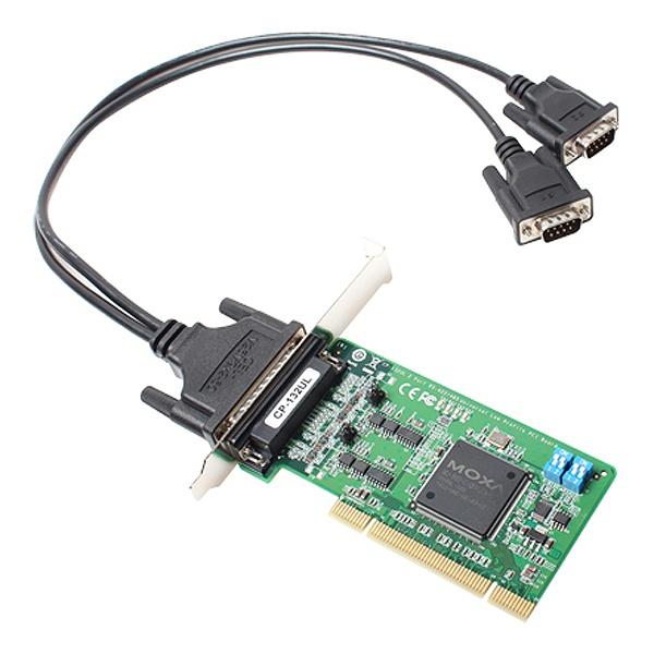 목사 CP-132UL-DB9M [강원전자] (시리얼카드/RS422/485/PCI/2Port) [슬림PC겸용]
