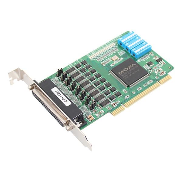 목사 CP-118U [강원전자] (시리얼카드/RS232/422/485/PCI/8Port) [케이블 미포함]