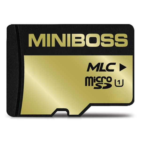 MicroSDHC/XC, 미니보스 Class 10 (U1), MLC, UHS-I MicroSDHC 32GB
