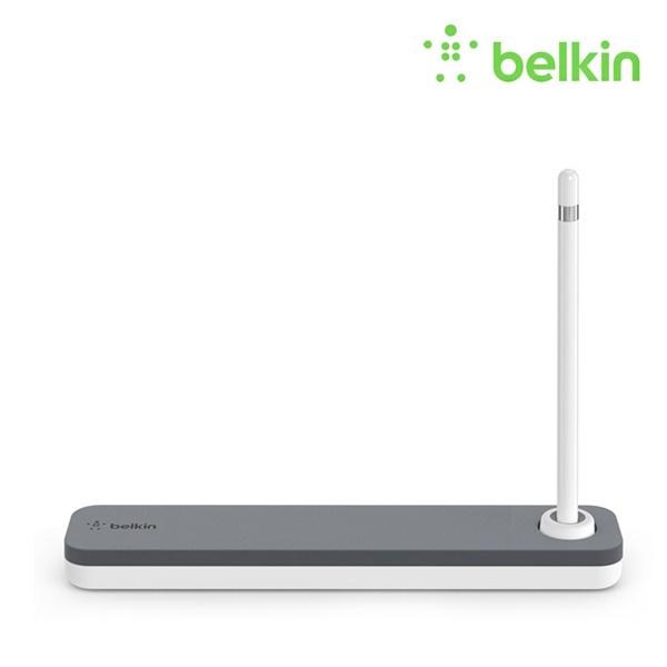 벨킨 애플 펜슬 케이스 + 스탠드 [F8J206btGRY]