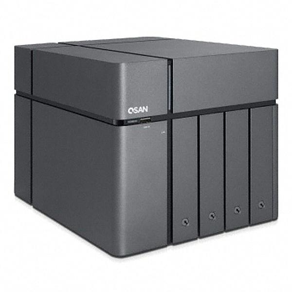 XCubeNAS XN3004T 4+1베이 SEAGATE IRONWOLF [SEAGATE IRONWOLF HDD 40TB(10TB*4)]