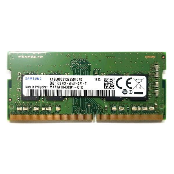 삼성 DDR4 8GB PC4-21300 노트북용 저전력