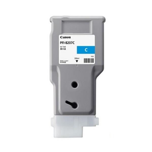 정품플로터잉크 PFI-8207C CYAN (IPF-681/330ml)