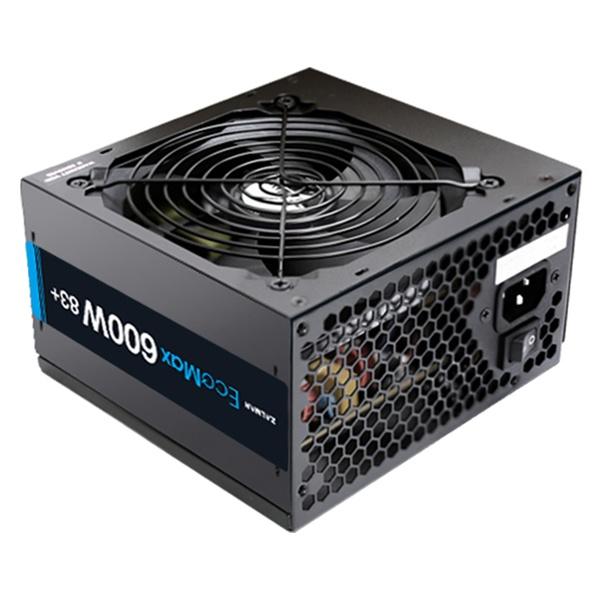 EcoMax 600W 83+ (ATX/600W)