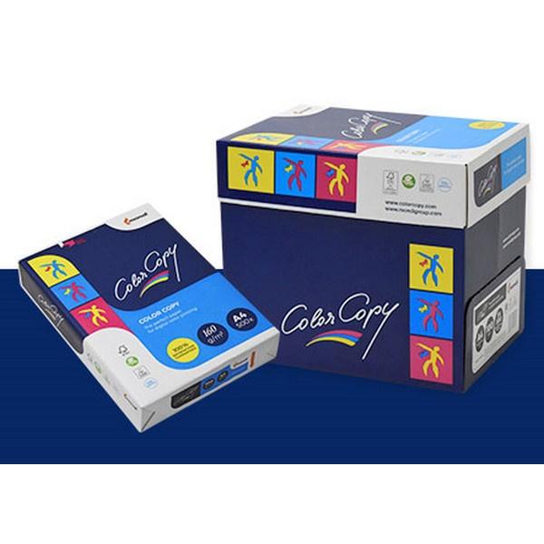 A4 컬러레이저 전용지 무광택 백색 160g 1BOX (250매*5팩)