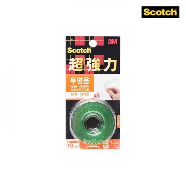 초강력 양면 테이프 [제품 선택] KTD19(투명)