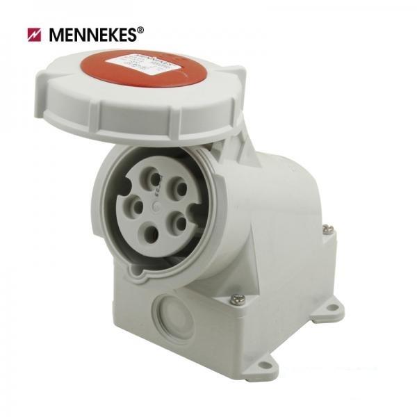 IP67 400V 16A 3P N E 노출형 소켓 [TYP1200]