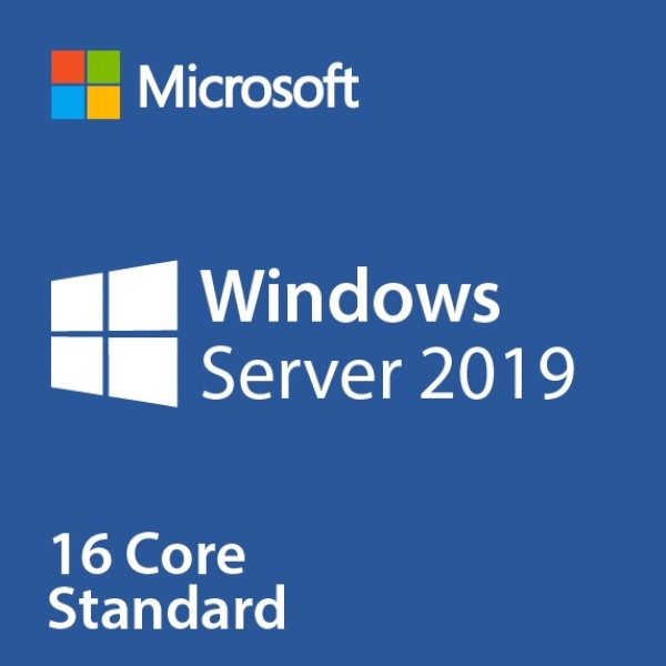 [9EM-00652] Windows Server 2019 Standard 16core [기업용/라이선스] [단품구매불가 - CAL 4개 이상 추가 필요]