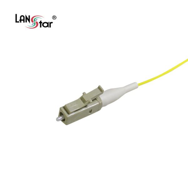 랜스타 LC-PC, 싱글 광피그테일 [1.5M/옐로우] [LS-FSP-LC-1.5M] 랜스타 LC-PC, 싱글 광피그테일