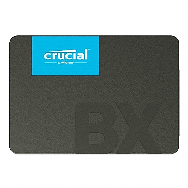 Crucial BX500 SSD 480GB TLC