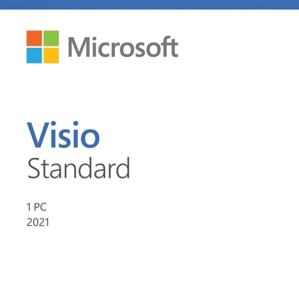 Visio 2019 Standard ESD [기업용/다운로드 방식/KEY 값 발급제품(E-mail 발송)]