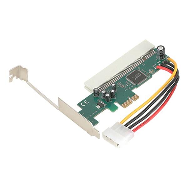 NETmate NMP-SWM1 (PCI-E to PCI 라이져카드) [Asmedia]