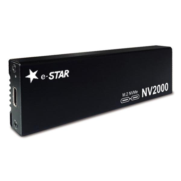 NV2000 M.2 NVMe SSD 컨버터