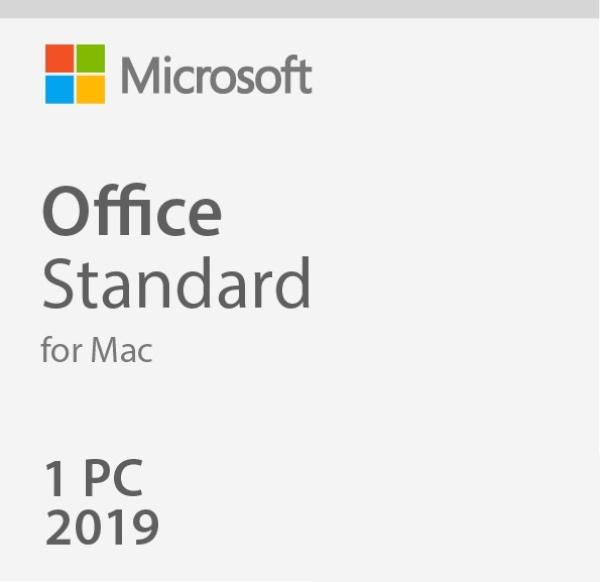 [3YF-00642] Office 2019 Standard for Mac [교육기관용/MAC용/라이선스/5개이상 구매가능]
