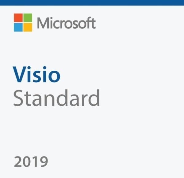 [D86-05856] Visio 2019 Standard [교육기관용/라이선스/5개이상 구매가능]