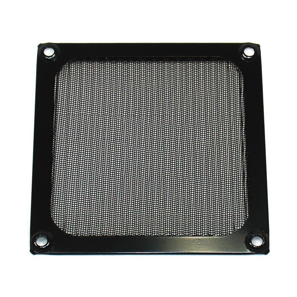 FF-B80mm Black 먼지필터
