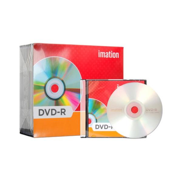 DVD-R, 16배속, 4.7GB [슬림/10장]