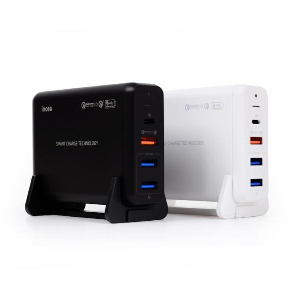 USB-PD 파워 딜리버리 멀티충전기 [FS-Q420PD] [색상선택]