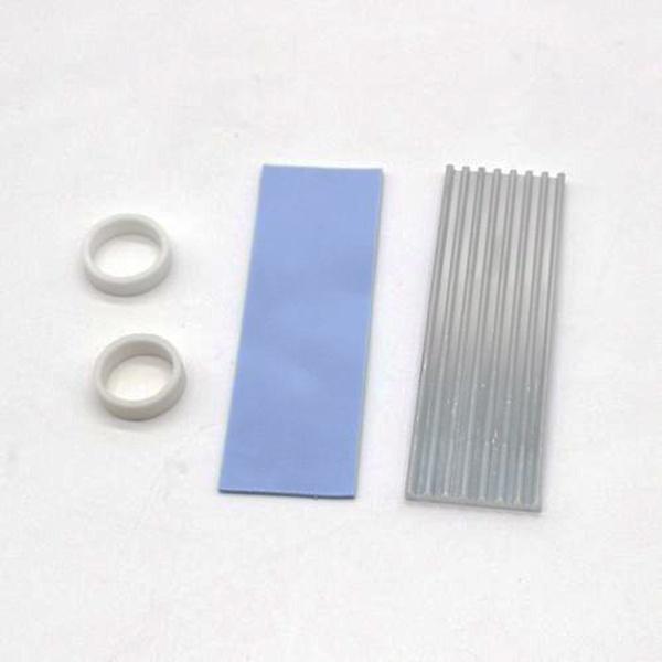COOLMARKER M.2 방열판 SILVER