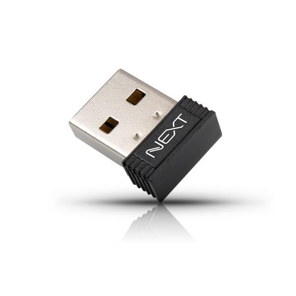 이지넷 NEXT-202N MINI (무선랜카드/USB/150Mbpss)